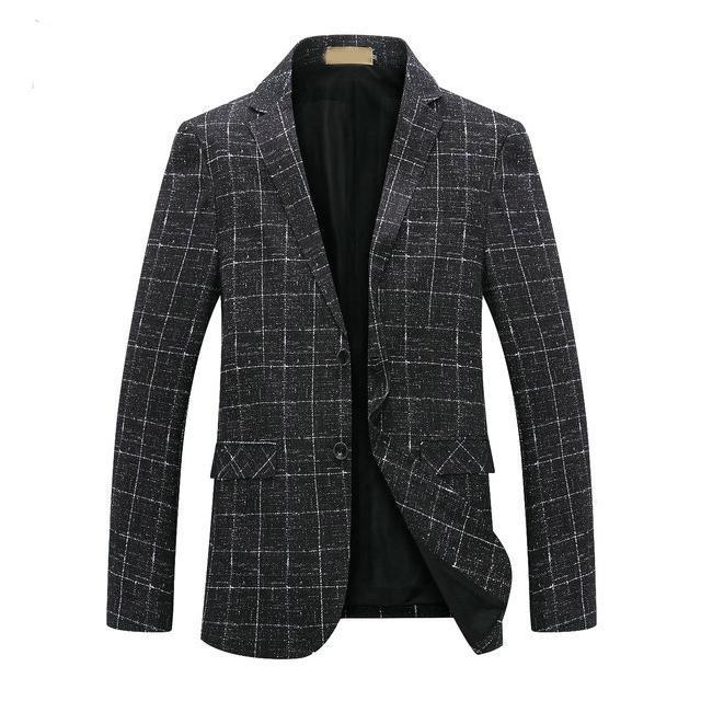 2021Sluxury дизайнерский дизайнер мода мужские костюмы платье сцена костюма куртка костюм мужчины тонкий повседневный умный Jaquea M-3XL # 05