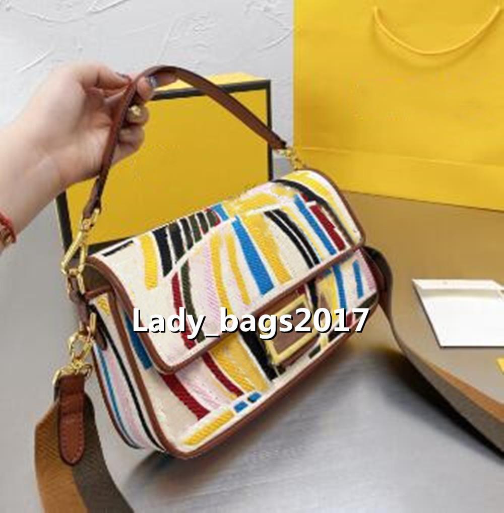 여성 저녁 가방 봉투 플랩 편지 자수 핸드백 지갑 작은 정품 가죽 토트 숄더 클러치 크로스 바디 가방 25cm