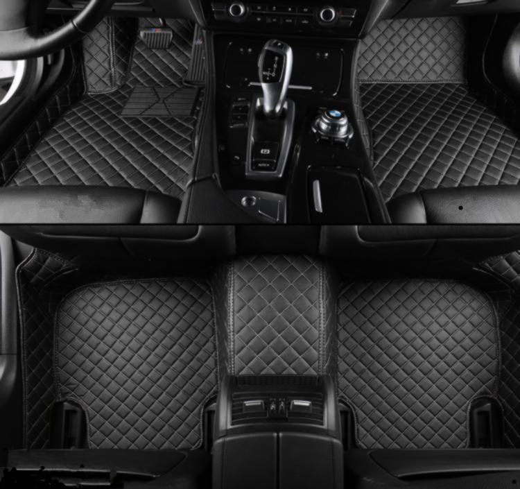 Маты для пола автомобиля для Citroen C4 C4L Автомобильные аксессуары Автомобиль на заказ ноги
