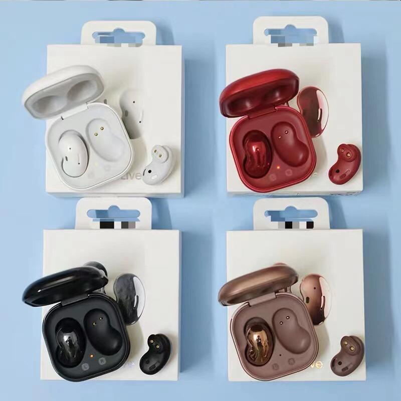 Earbuds Live R180 Bluetooth Earbuds Sport Headset for Buds live In-ear 5.0 TWS Earpods, Not Support Wireless Charging Bluetoo DHL