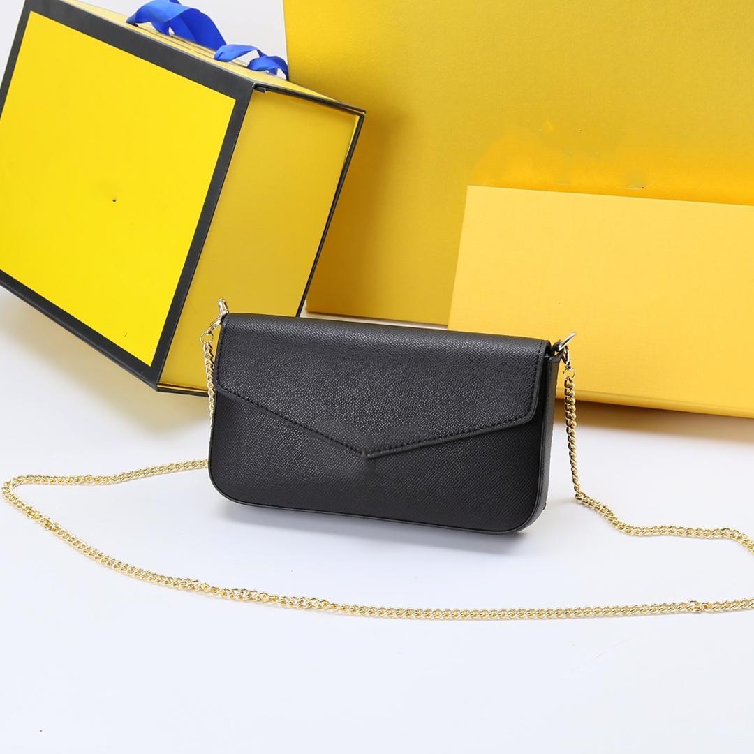 Designers Luxurys Letter Sacs 2021 Épaule Multicolore Bandbody Sac Femmes GSJSA