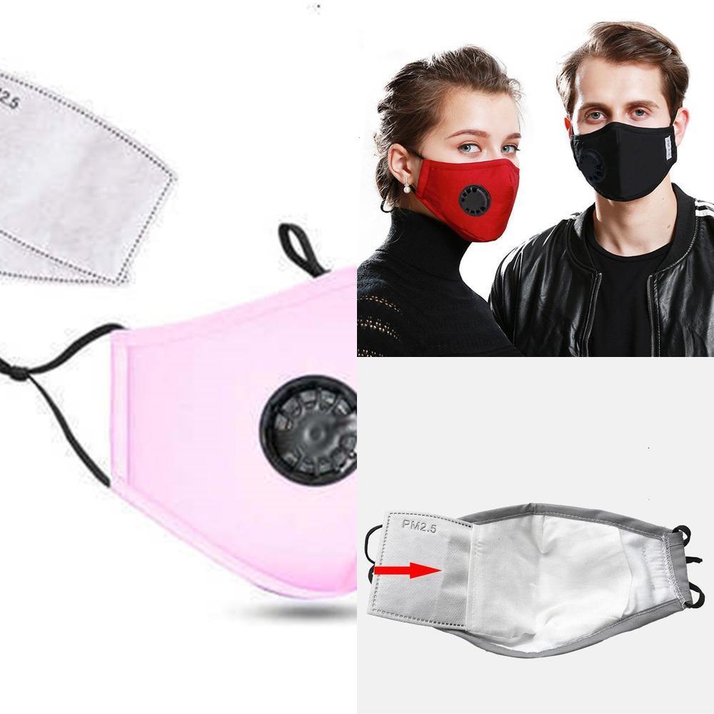 Masque adulte anti-poussière et filtre de coton PM2.5 anti-brouillard noir mâle et féminin chaud automne an2mwd l8sl mixf 5RKGB