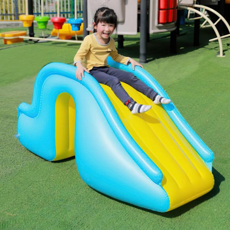 Inflatable Floats & Tubes Pool Water Slide Indoor Outdoor Children Playground Toys Amusement Facilities