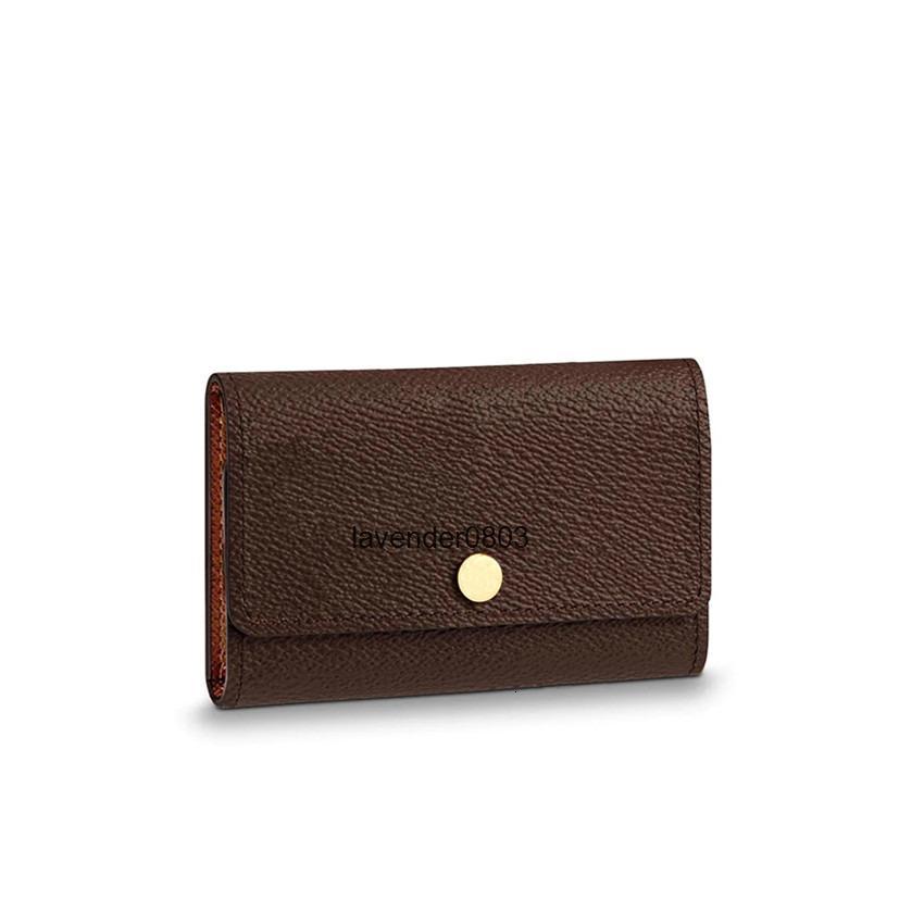 Porte-chaîne de carte porte-clé Pochette portefeuille portefeuille 010 Mini Mini Sacs à main 6 Porte-monnaie Mens Hommes Cuir 0827 Utlir
