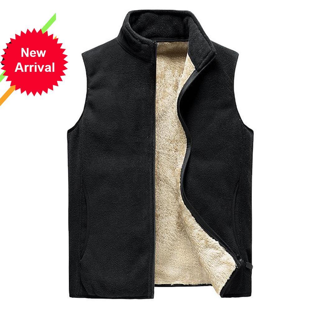 2021 Invierno abajo chaleco casual chaqueta sin mangas sin mangas Tamaño 5xl Chaleco cálido Chaleco abrigo Sombrero Sombrero Detachable Nuevo YWEC Y4ZW