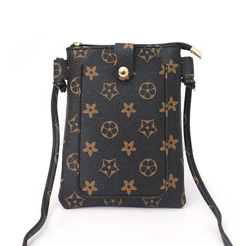 Miúdos do verão meninas mini saco letras impressas bonitos moda celular carteira de telefone celular um ombro mensageiro sacos de viagem ao ar livre portátil de moeda portátil CASE G682I3W