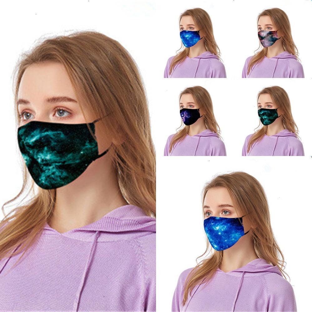 Masque de peau 3D Summer Cool Magic Imprimer Sports I Prise de soie Masque de cyclisme Breatic Confortable Elastic pour Col Echarpe Riding Scar3CBB 1HAYL