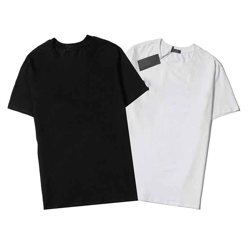 رجل مصمم القمصان ملابس الصيف عارضة طاقم الرقبة قصيرة الأكمام جودة عالية قميص أزياء للرجال حجم M-3XL