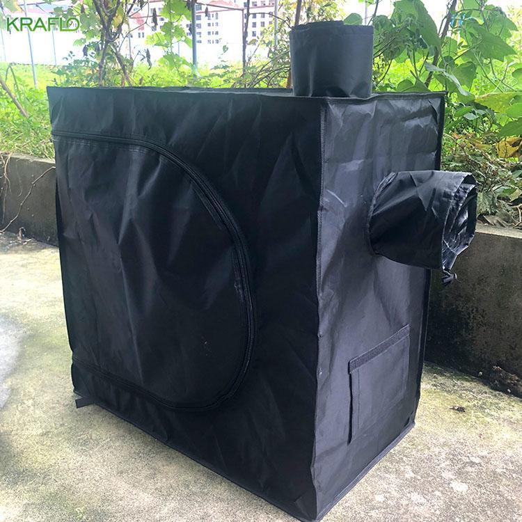 Prezzo di fabbrica di Kraflo 80 * 45 * 80 cm Grow Piccola tenda di crescita dell'impianto serra dell'idroponica