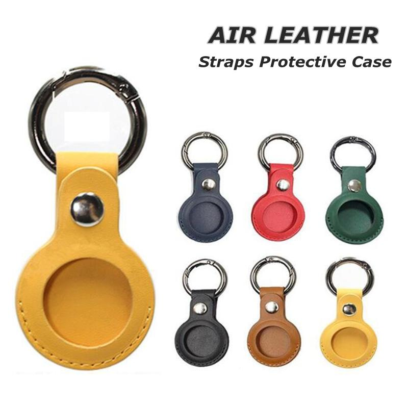 Sangles Protection Lethea Case Anti-Fall Anti-Scratch Accessoires Couverture de Cover Cover Coquille Sleeve pour Airtags Locator Tracker