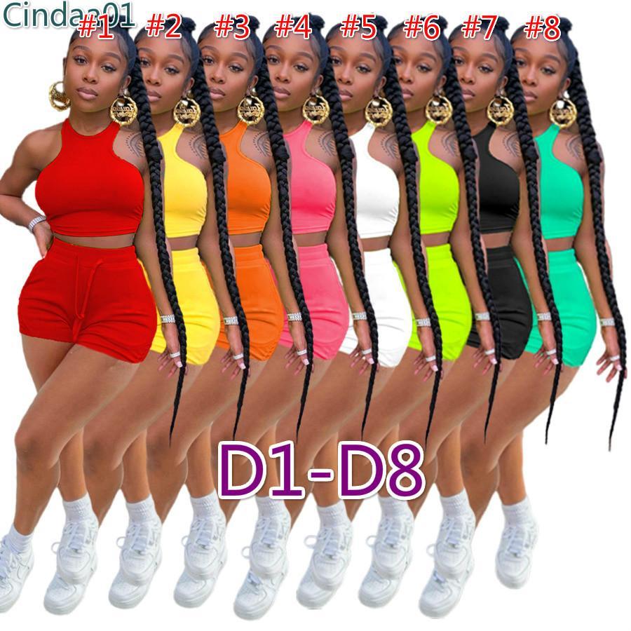 Frauen Trainingsanzüge Zwei Teile Set Designer Uniformen Casual Slim Sexy Buchstaben Gedruckt Farbe Nähte Plus Größe Sportwear Outfits 62 Arten
