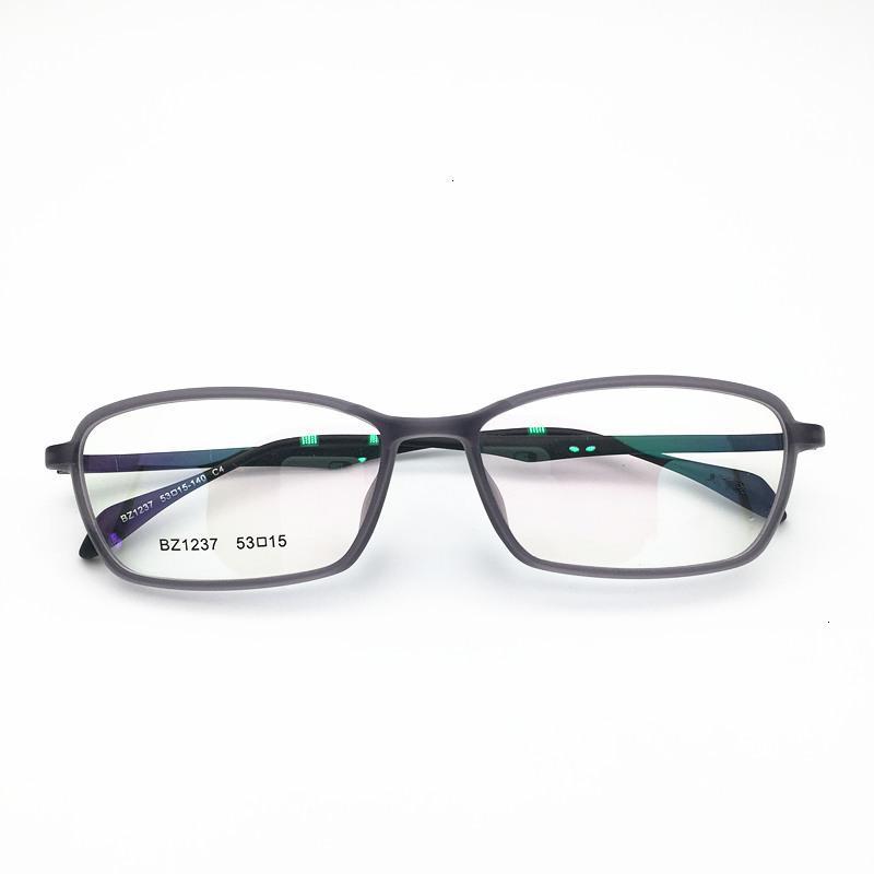 01 Betenight Optical Mens TR90 con titanio Ultra Light Glasses Brames Designer Occhiali da vista ottici Moda Prescrizione Eyewear 1237