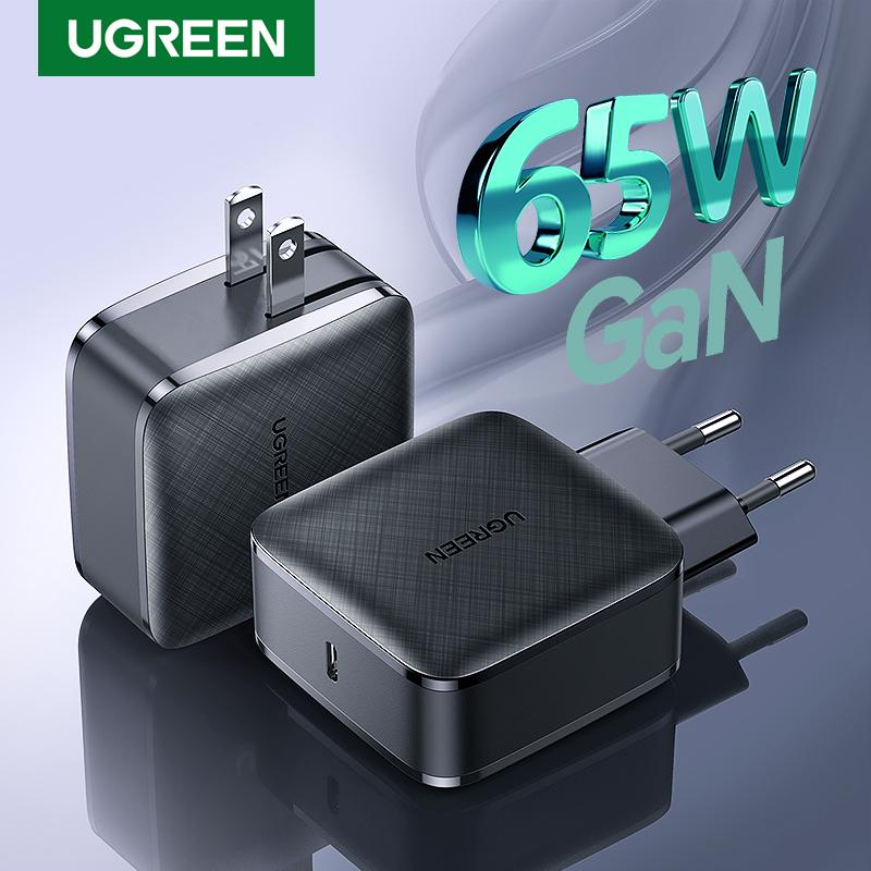 USB Charger Type C GaN 65W PD for Notebook Fast Quick 3.0 4.0 Charger for Tablet Chargers