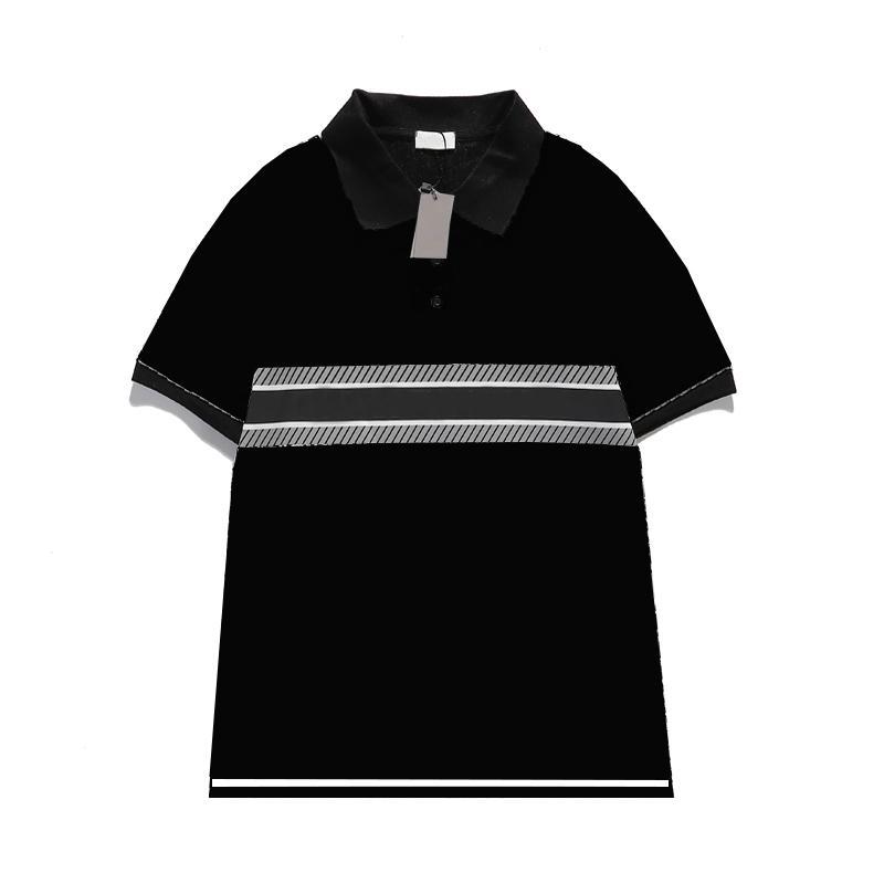 21ss Tam Mektuplar Tasarımcı Polo Erkekler Google Sıcak Yaz Polos Gömlek Kadın Düğmeler Kısa Kollu Moda Sokak Giyim Homme Giyim
