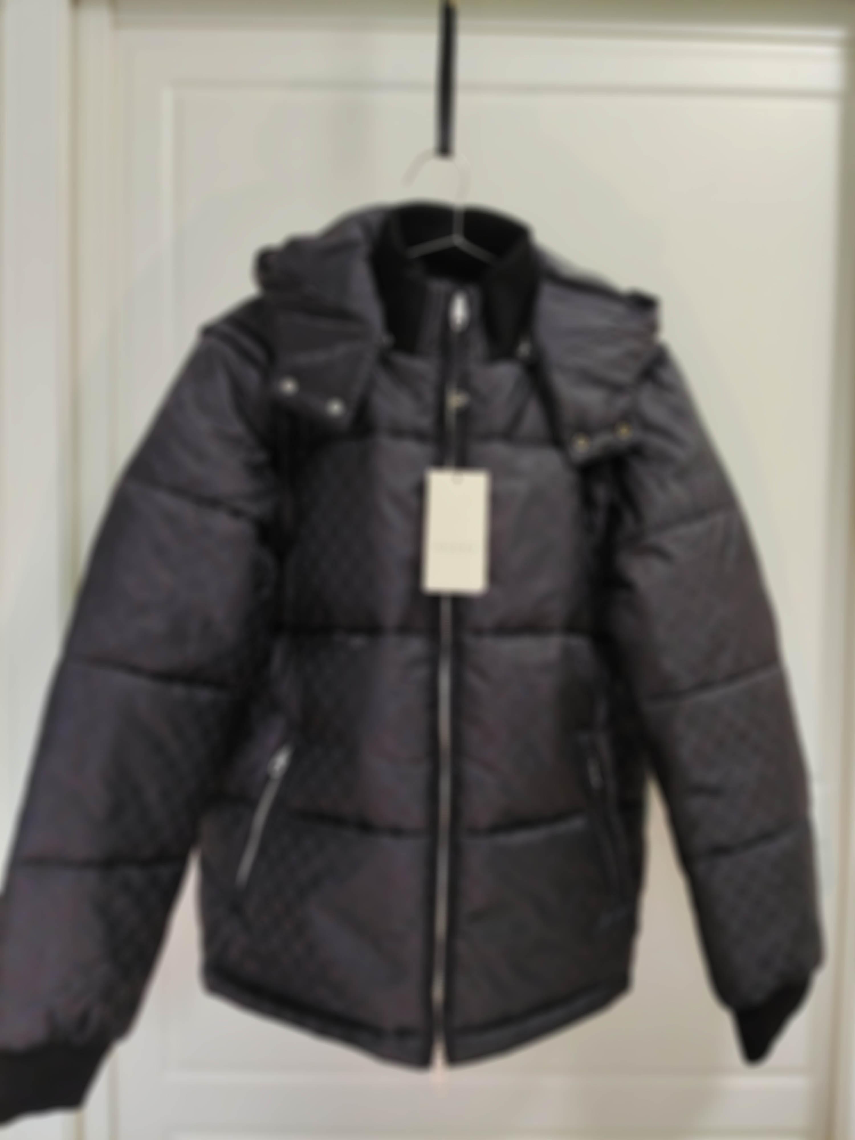 Homme Designers Designers Designers Men Vestes Vestes Épissements Poches Casual Mens d'hiver Mans Veste Mens Veste Argent