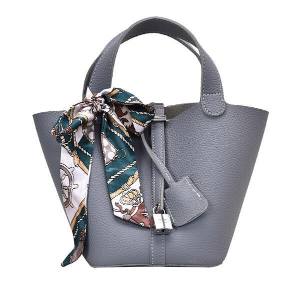 HBP французская ниша продвинутая сумка 2021 новая мода универсальная портативная сумка для портативного ведра популярная иностранная девушка рука