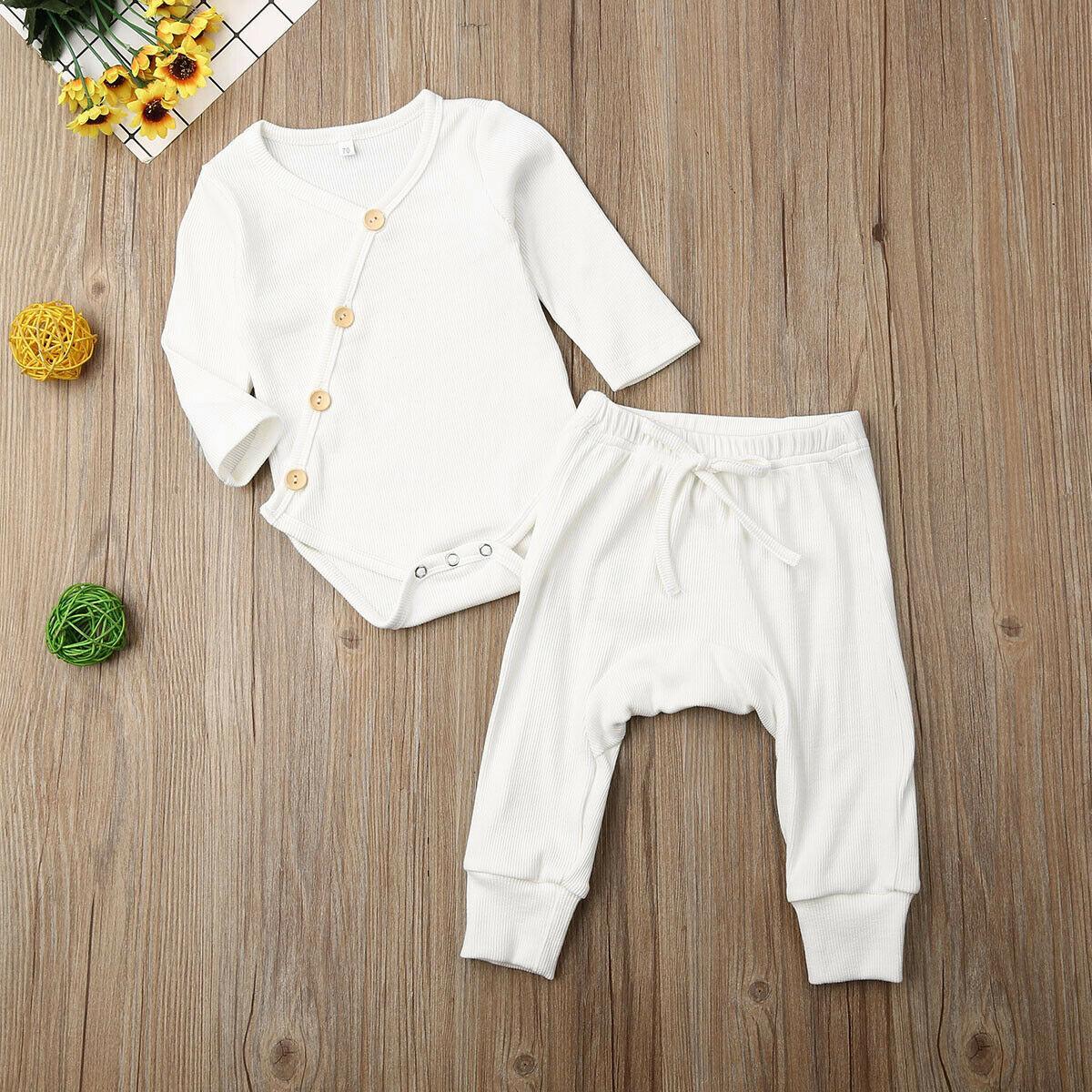 Baby Frühling Herbst Kleidung Baby Jungen Kleidung Mädchen Langarm T Shirts Winter Hosen Infant Outfits Mädchen 2 stücke Set Jungen Trainingsanzüge