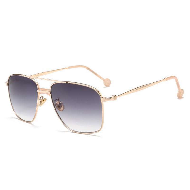 Óculos de sol Square Sol Estilo Mulheres Luxo Óculos Óculos feminino DF Óculos de Óculos de Óculos Mens 17038 HDQDN
