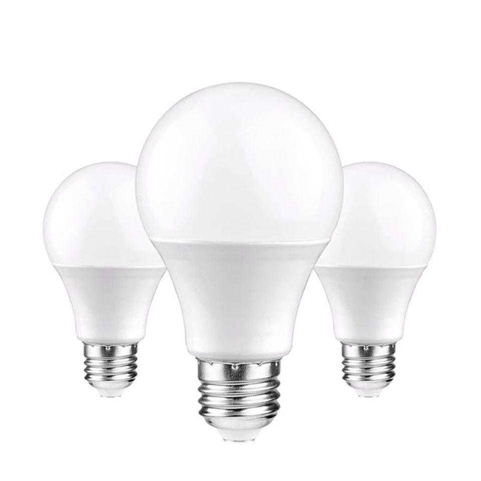 Lampade a lampadina a LED E27 Lampadine 110V 220V Smart IC 3W 5W 7W 9W 12W 15w 18W 22W alta luminosità Lampada Bombillas