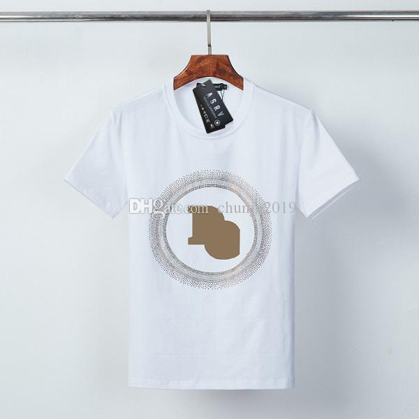 Erkek Tasarımcı T Gömlek Lüks Tees Moda Erkek Baskı Kısa Kollu 2021 Yaz Trendy Kadın T-shirt Tasarımcılar Tshirt