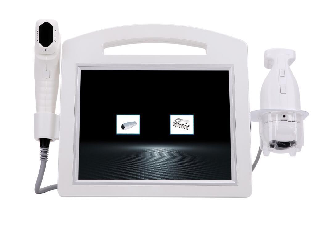A Melhor Qualidade Poderosa Máquina de Remoção de Remoção de Slimming 2 em 1 Hifu Face Levantando Anti Wrinkle Machine Body Slimming 4D Hifu Liposonix
