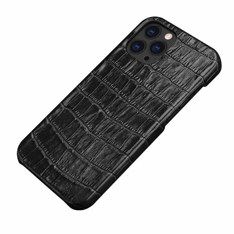 Designer di lusso Casi per telefono per iPhone 12 11 Pro Max XR XS 7/8 SE2 Cover in vera pelle per galassia S21 S10 Nota 20 10 Caso