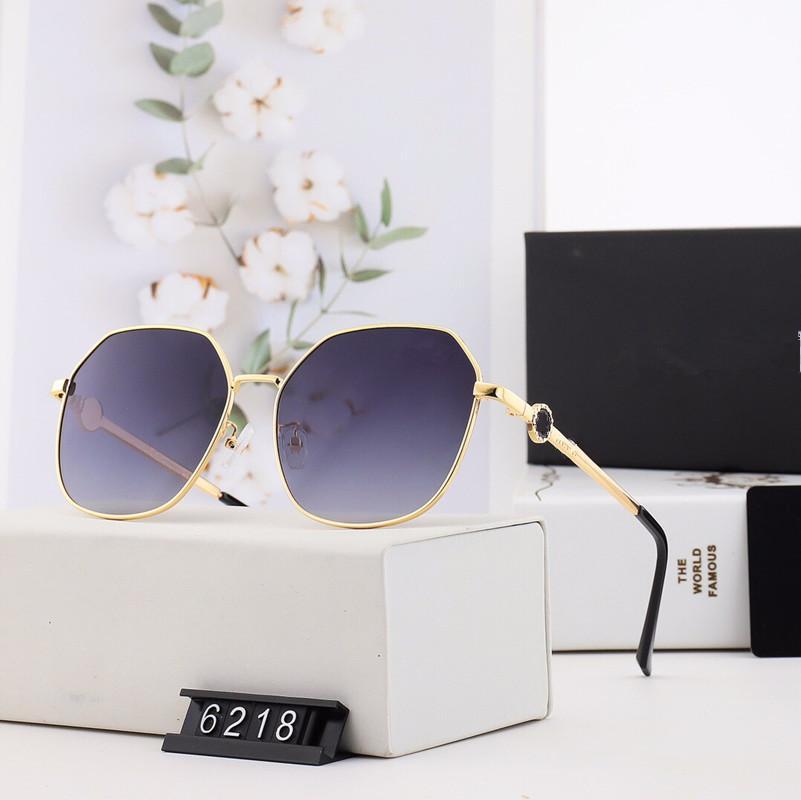 금속 큰 프레임 des lunettes de soleil 선글라스 leentes Óculos 에스 쿠로스 그레올 여자 파란 눈 고글 태양 안경 wx1