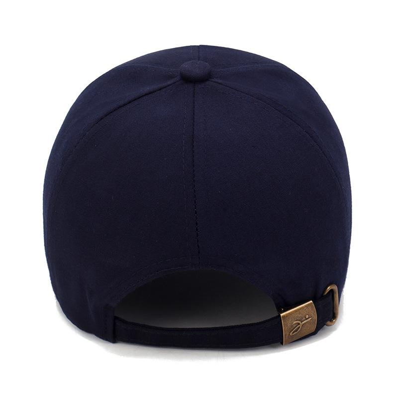 Sombrero para mujer nueva primavera y verano hombre béisbol gorra de béisbol coreano al aire libre casual casual pico gorra sol sombrero de verano sombrero