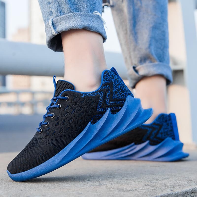 Original Mens Fashion Sneakers High Quality Trend Outdoor Man Running Shoes Light Breathable Brand Men Sports Shoes Zapatos