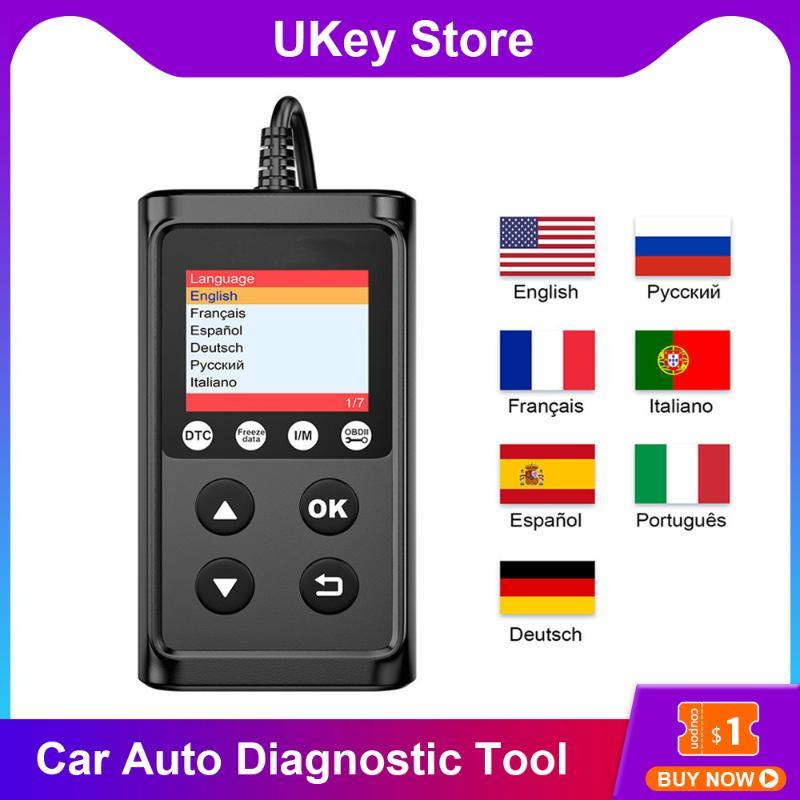 Code Readers & Scan Tools THINKCAR THINKOBD 20 OBD2 Auto Diagnostic Car Scanners Automobile Check Engine Light Scanner Reader