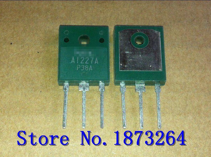 Livraison gratuite A1227A 2SA1227A 2SA1227 A1227 TO3P Nouveau et original 10pcs / Lot