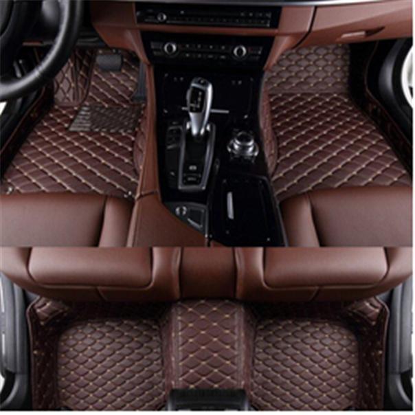 Specializzato nella produzione e vendite Cadillac SRX STS XLR XTS 1998-2020 Mat da pavimento Automobile Impermeabile Mat Leathe
