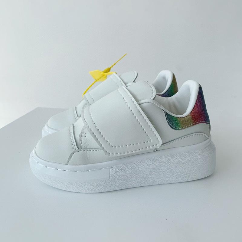 2021 Cut Low Classic 2 Magic Button Casual Trainer Kinder Jungen Mädchen Kinder Skate Sneaker Mode Sport Schuhe Größe26-35