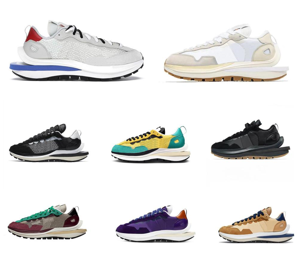 Mens Womens Running Shoes Sesame Blue Void Royal and Red Dark Iris Pine Green Chunky Dunky Sail Pure Platinum Sports Sneakers Size 36-45