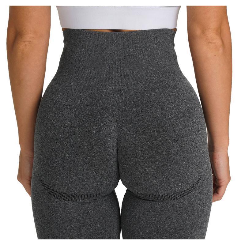 Damen Yoga Hosen Gymnessgurggings eng anliegend Stretch Hip-up Yoga Hosen Sport Frau Fitness Sport Strumpfhosen # 35