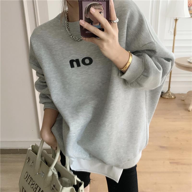 2021 New Hoody Womens Tracksuits Hooded Sweatshirts Autumn Winter Fleece Oversize Hoodies Solid Jackets Sweatshirt Women Fleeces 23x9