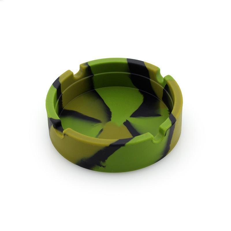 19 estilos de silicona cenicero creativo silicona cenicero antirramo humo ceniza bandeja de fashion ambiental hotel casa ktv ashtrayas5saz