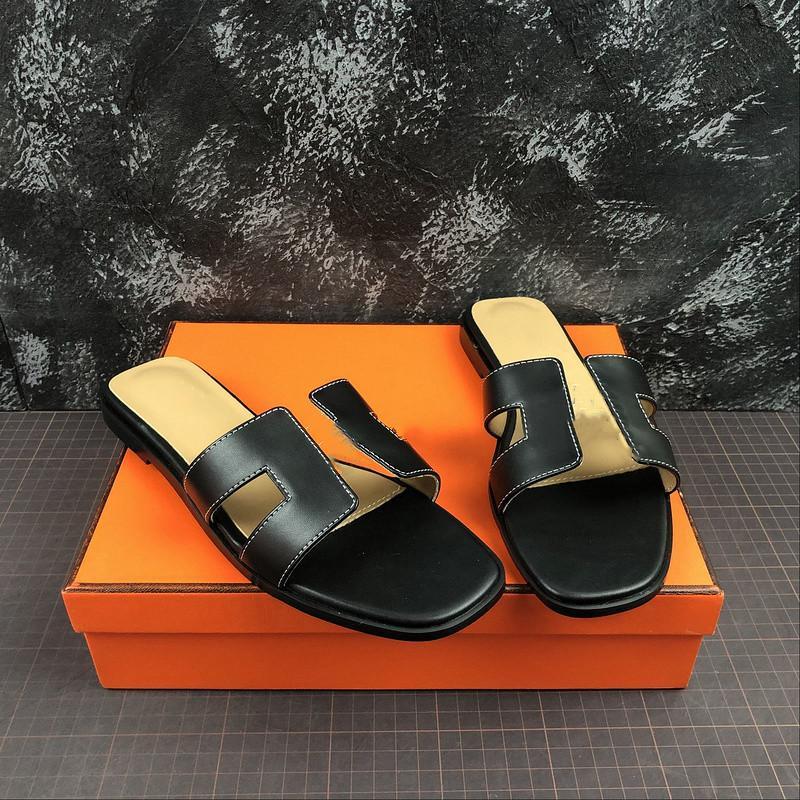 sandals eue Damen Sandalen Damen Hausschuhe Luxus Flip Flops Flache Strandschuhe
