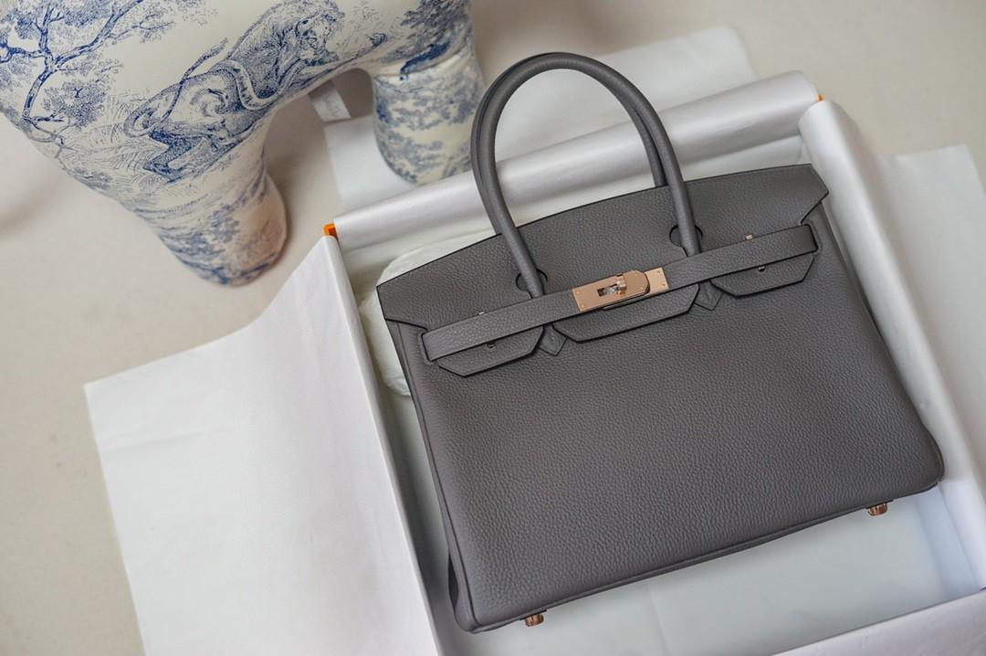 Toptan toppest tamamen el yapımı kalite, etain togo deri tasarımcı çanta 30 cm, balmumu iplik, gül altın donanım, stokta, hızlı teslimat