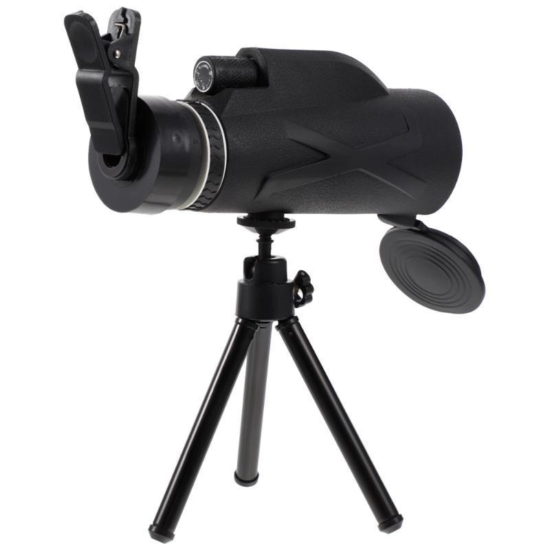 Game Controllers & Joysticks 1 Set Single-tube Telescope 80x100 Waterproof Monocular With Supply