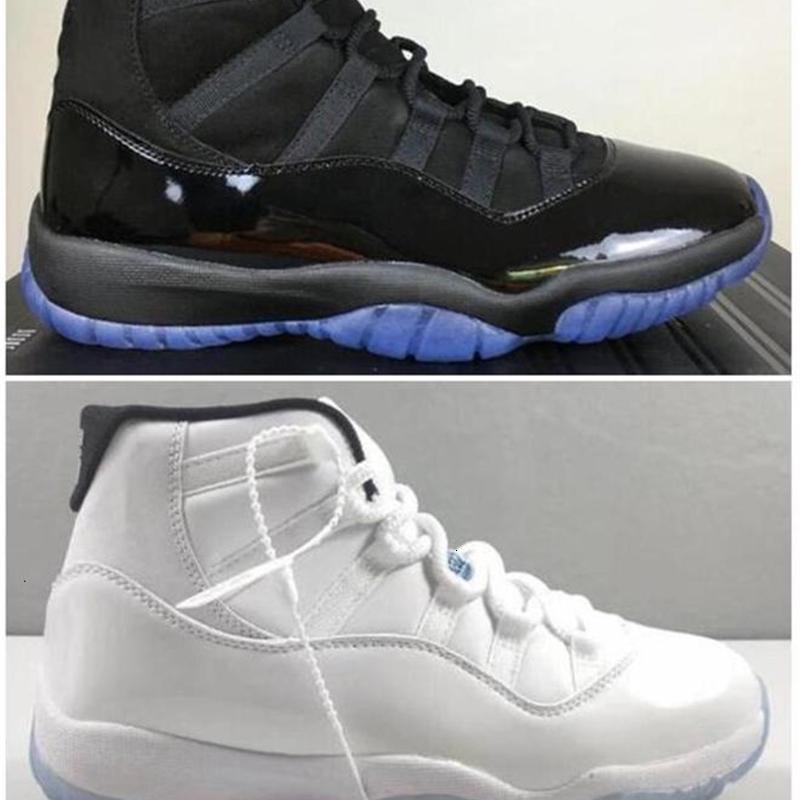 Fibra de Carbono Real 11 Cap Vestido Prom Noite Blackout Homens Mulheres Sapatos 11s Legenda Blue Top Sneakers com