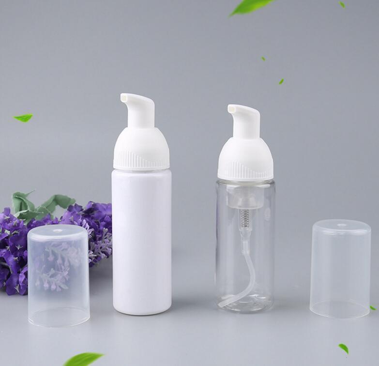 100 шт. / Лот 40 мл / 50 мл Новый пеноподобный мусс бутылка для бутылки для лица