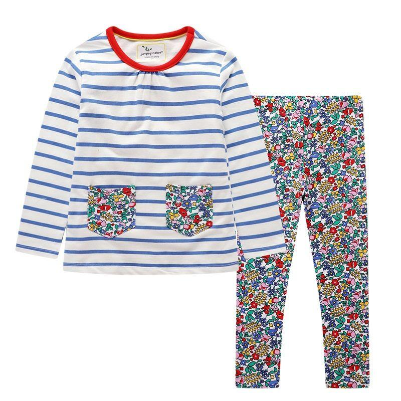 Baby Clothing Sets Autumn Kids Girls Cotton Clothes Underwear