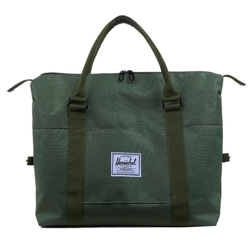 Sac de sac de remise en forme Femmes Voyage imperméable grande capacité d'épaule imperméable à l'étanche de la capacité de la capacité de la capacité pour TIWMJ
