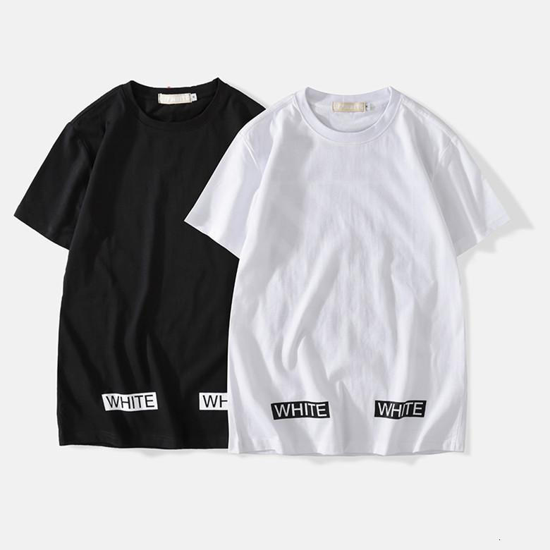 American Fashion Brand Brand Youth Youth Hip Hop Cotton T-SHIRKV5P1