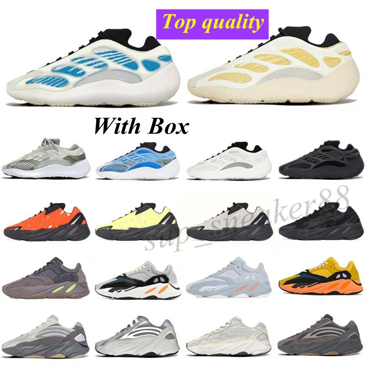 Kutusu 2021 ile En Kaliteli Alva Static 700 Kadın Erkek Çalışma Ayakkabıları Kalsit Glow Yansıtıcı Oniks Katı Gri Sun Yecoraite Eğitmenler Sneakers
