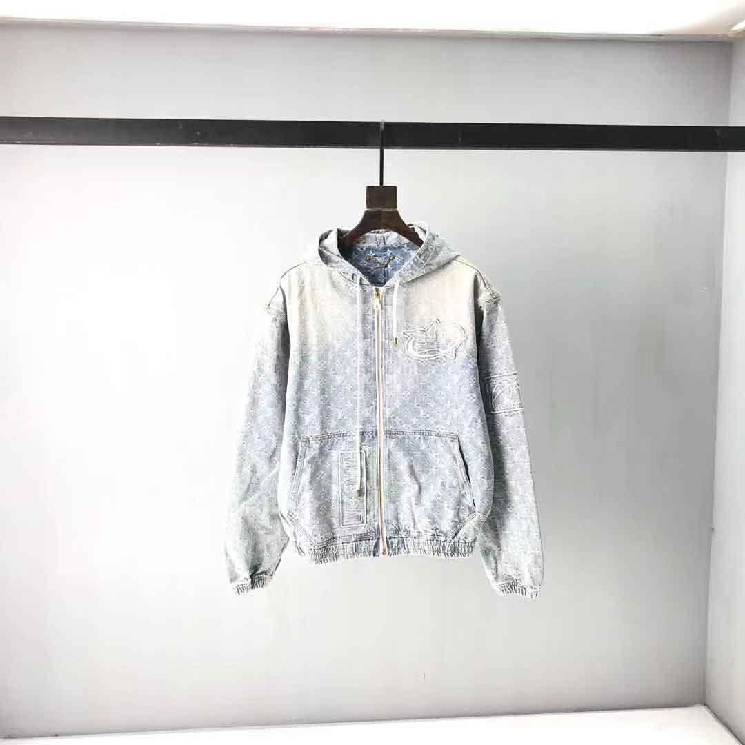 2021ss Spring and Summer Nouveau Coton de haute qualité Impression à manches courtes Panneau à col rond T-shirt Tableau: M-L-XL-XXL-XXXL Couleur: Noir Blanc 1M1WOWCQQ2