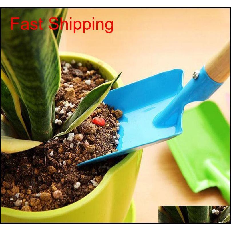 Mini Gardening Shovel Colorful Metal Small Shovel Garden Spade Hardware Tools Digging Garden Tools Kids Sp qylQHg bdenet