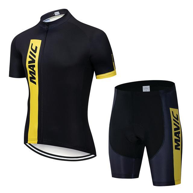 Новый Mavic 2021 Pro Team Велоспорт Одежда / Дорожный Велосипед Носить Гоночную Одежду Быстрые Сухие Мужские Велосипедные Джерси Установите ROPA Ciclismo Maillot