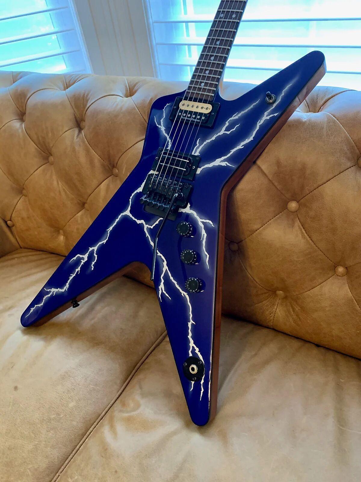 Высококачественная электрическая гитара, Dimebag Darrel, Dimebolt D3